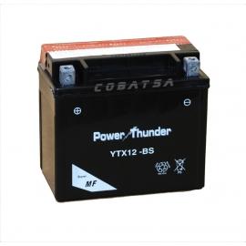 YTX12-BS Power Thunder