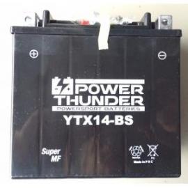 YTX14-BS Power Thunder