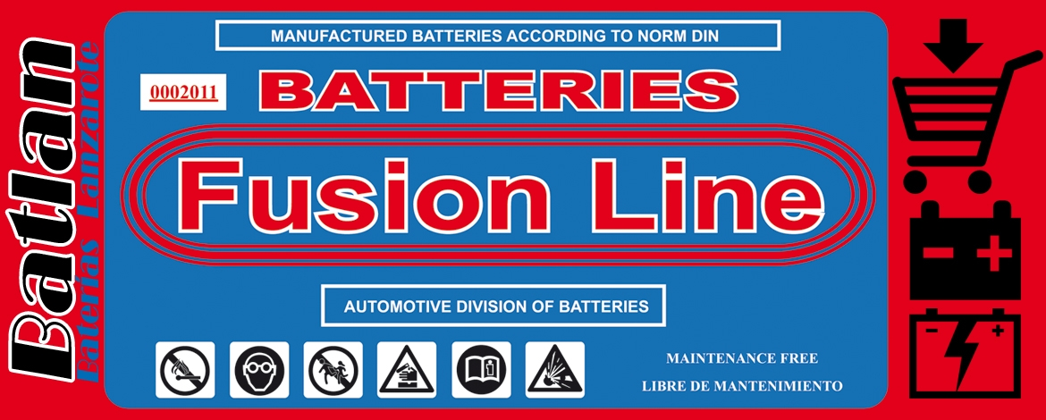 Baterías Lanzarote